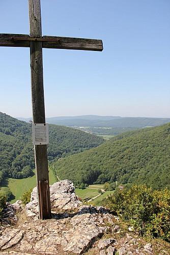 Croix - Point de vue sur la Chartreuse