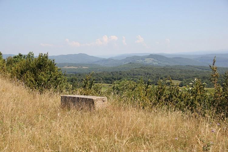 Panorama Bugey-Jura