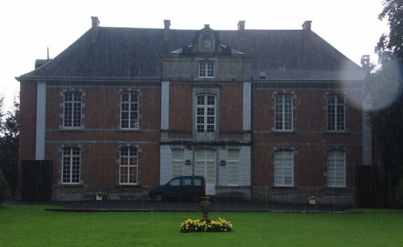 Chateau de Montignies-sur-Roc