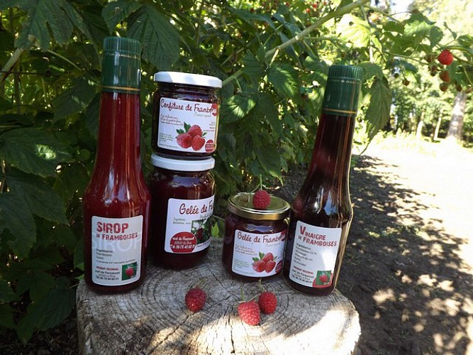 "The Agricultural Association ""La saveur de la framboise"" (EARL in French, ""Raspberry's flavour"")"