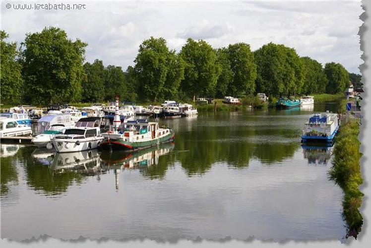 Port-sur-Saône ; écluse