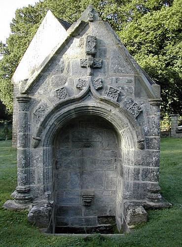 Grand-Champ, Chapelle Notre Dame de Burgo