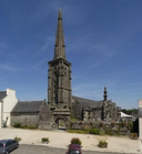 Départ: place de l'église