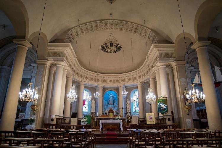 Eglise saint Colomban