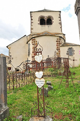 The church of Colamine in Vodable