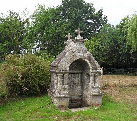 Berric, Chapelle Notre Dame de Bon Secours