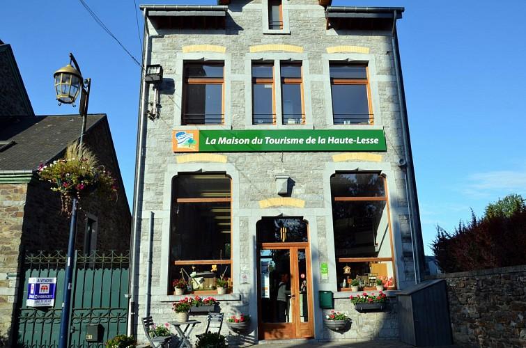 Maison du tourisme du Pays de la Haute-Lesse