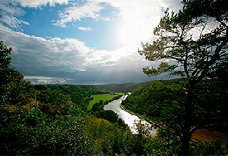 Halte fluviale de Freyr