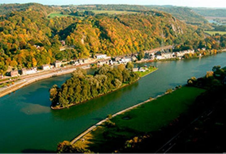 Halte fluviale d'Yvoir