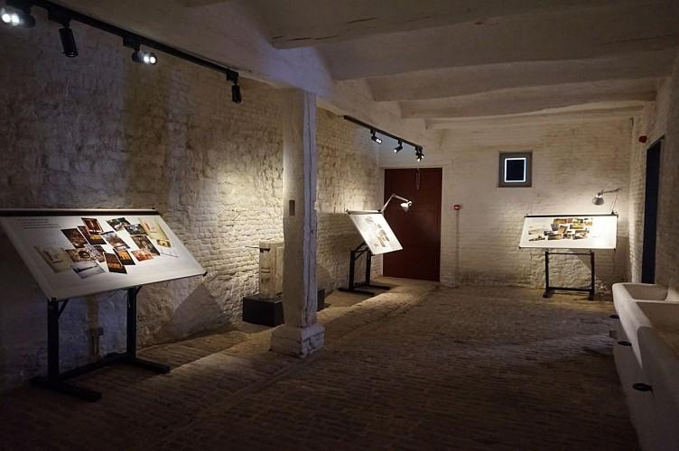 Ferme d'Hougoumont - Intérieur