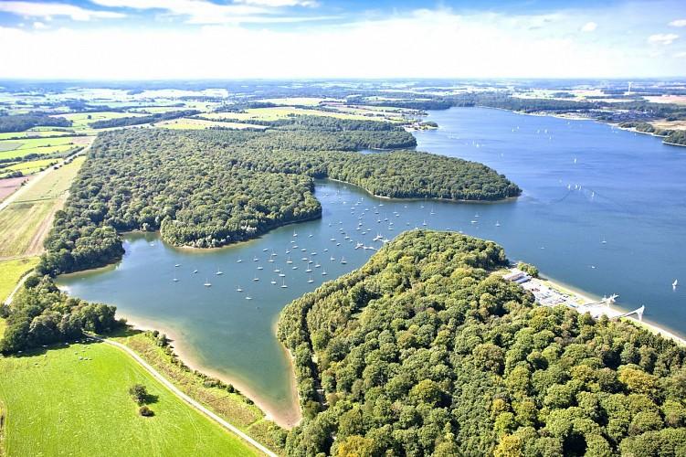 Lacs de l'Eau d'Heure : Centre d'Accueil de la Plate Taille
