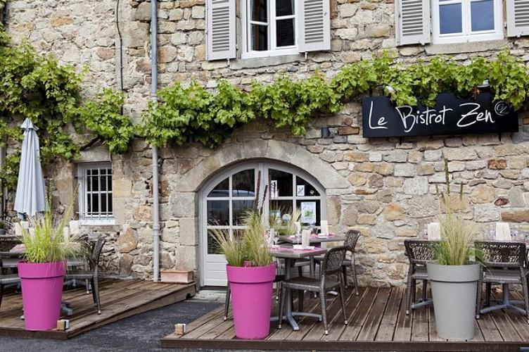 """Restaurant """"Le Bistrot Zen"""""""