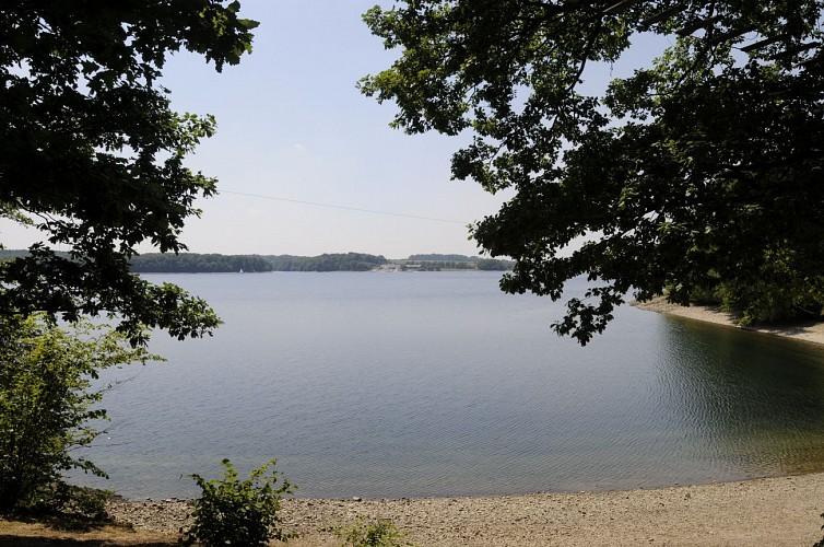 Lac du Ri Jaune