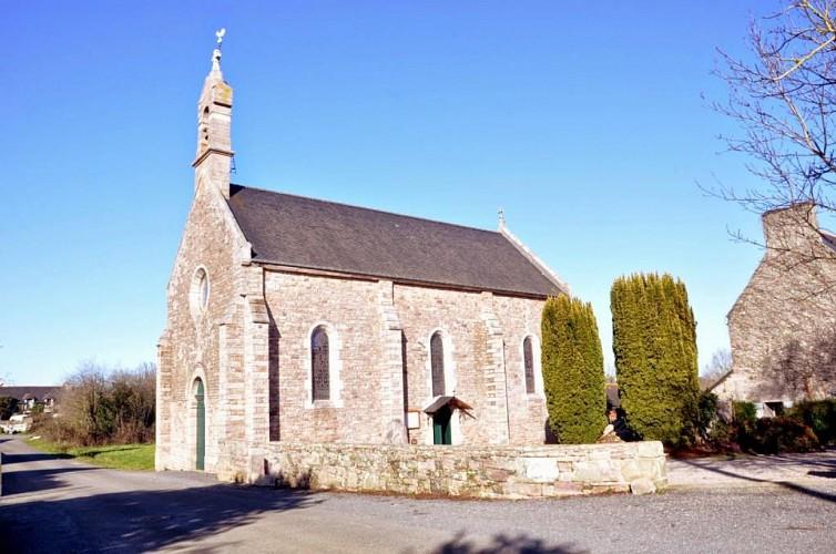 La chapelle Saint-Pabu