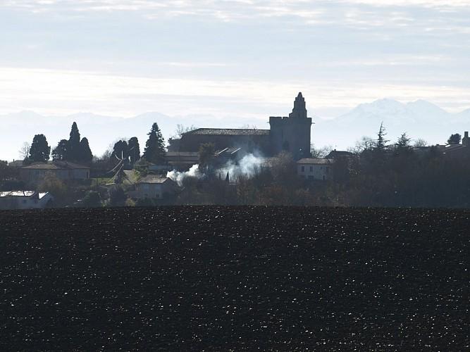 La bastide de Montgeard