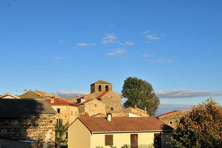 Solignat and the Puy of Ysson (856m)