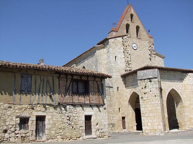 Village de Maubec