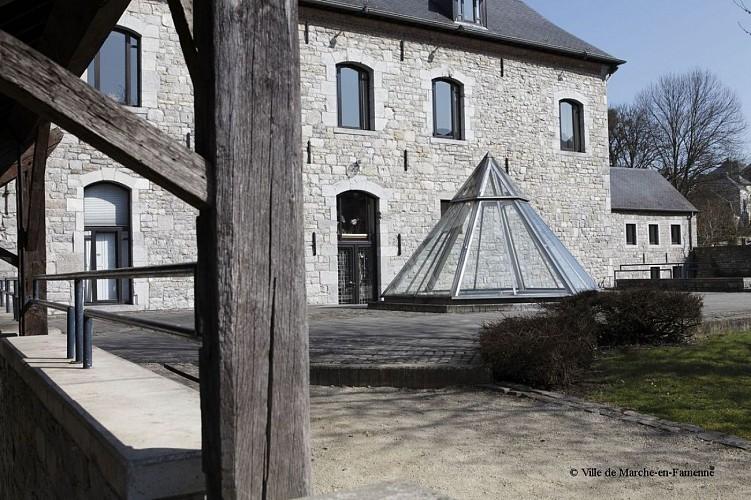 Site de l'ancien couvent des Carmes