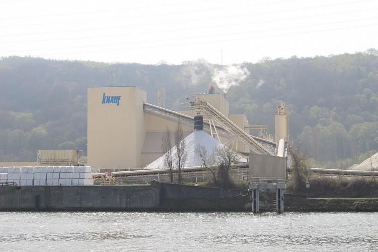 L'usine Knauf