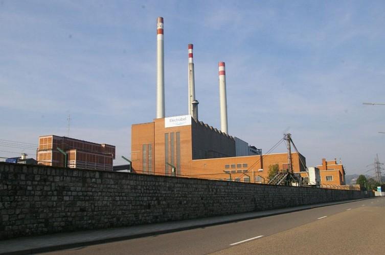 Centrale biomasse des Awirs