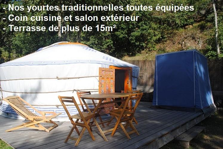 Camping du Pont de Braye * * *