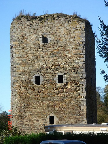 Tour d'Alvaux