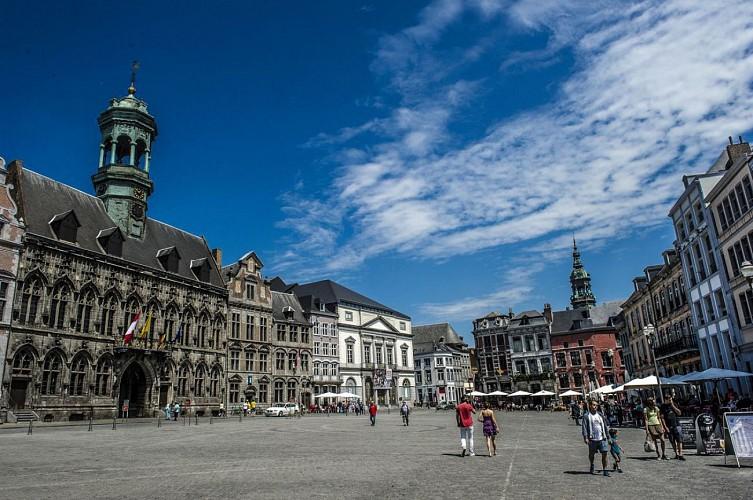 Grand-Place de Mons
