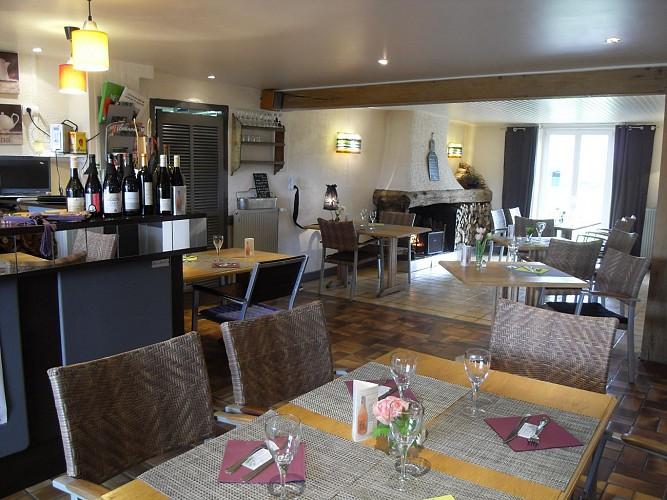 Restaurant Au Rendez-Vous de Saint-Benoit