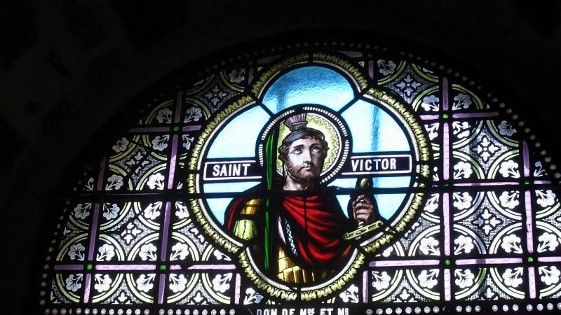 Eperon rocheux de Saint Victor
