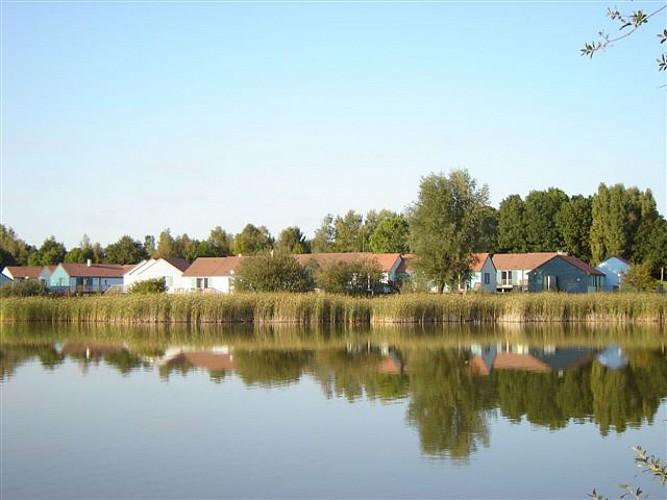 Village de gîtes du Lac de Madine
