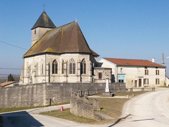 Eglise de Génicourt