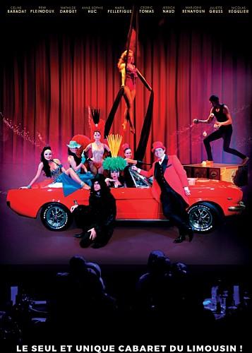 Restaurant Cabaret Music hall Le Tapis Rouge