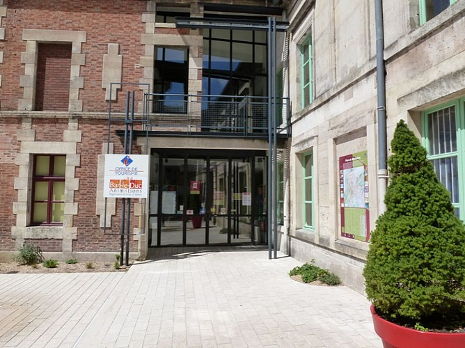 Office de Tourisme Meuse Grand Sud