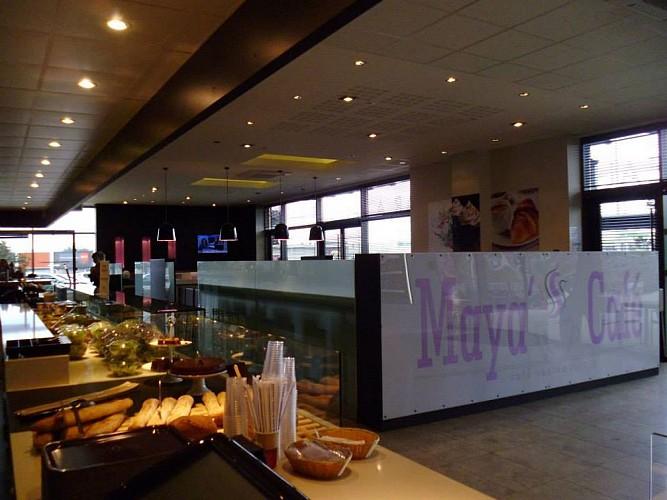 Restaurant Le Maya's Café