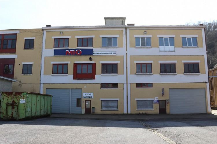 Ancienne usine Mio