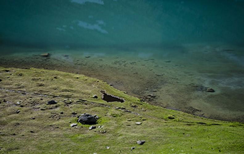 Lac du Lauzanier