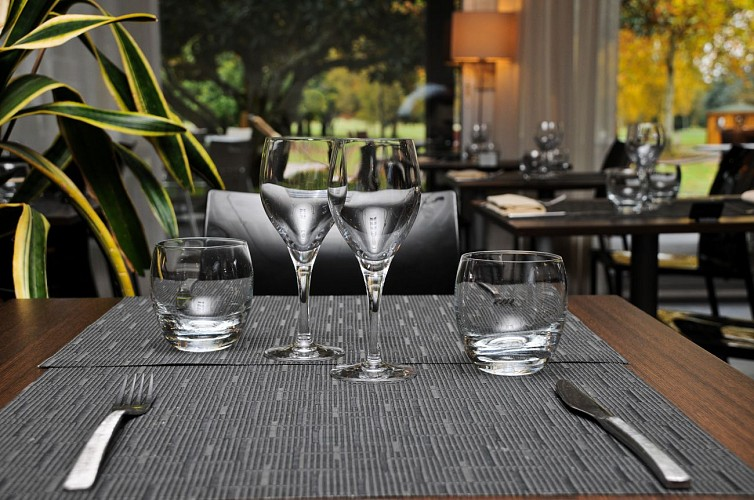 Restaurant Le Green Saint Lazare