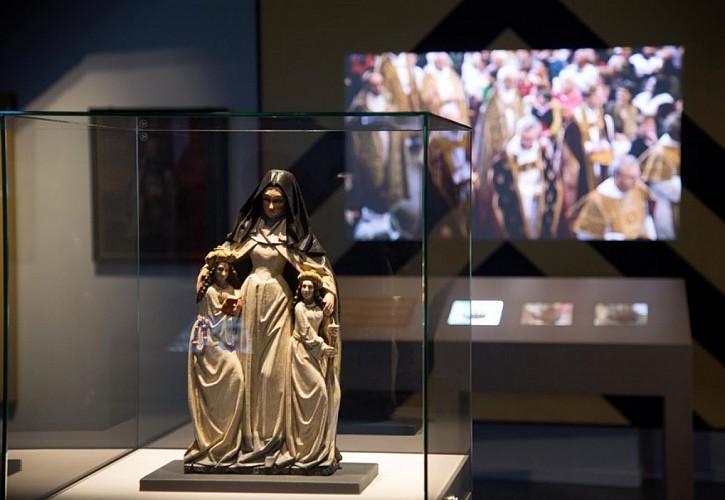 Musée du Doudou, Museum / interpretation centre at Mons