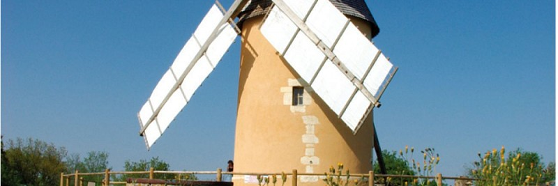 The Windmill of the Grand Puy