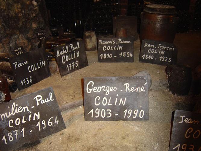 Cave Patrice Colin