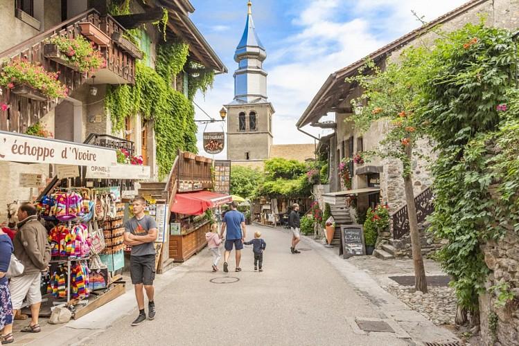 Yvoire Medieval Village