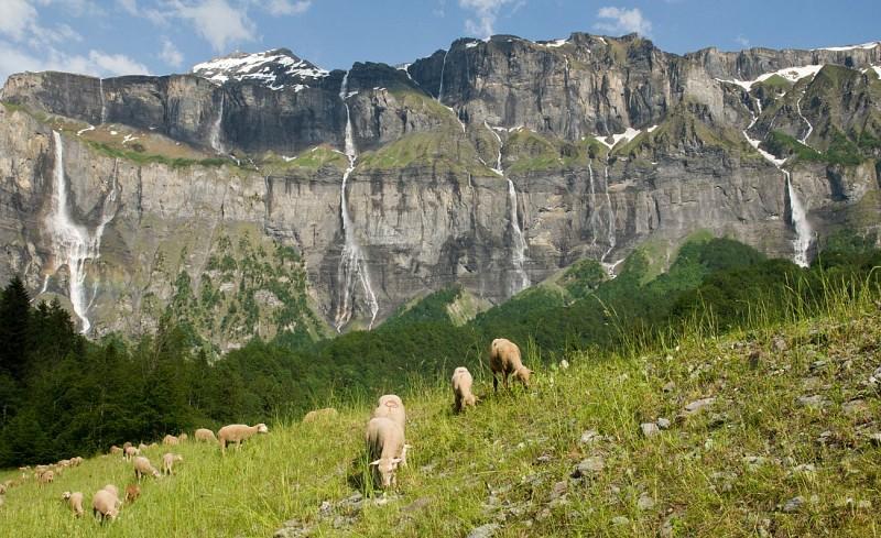 Les 30 Cascades du Cirque du Fer à Cheval