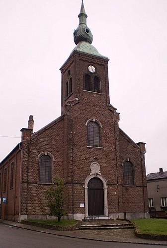 Eglise Notre-Dame à Marbisoux
