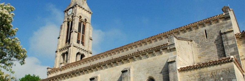 Notre-Dame Church of Pugnac