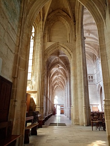 Eglise Saint-Martin.