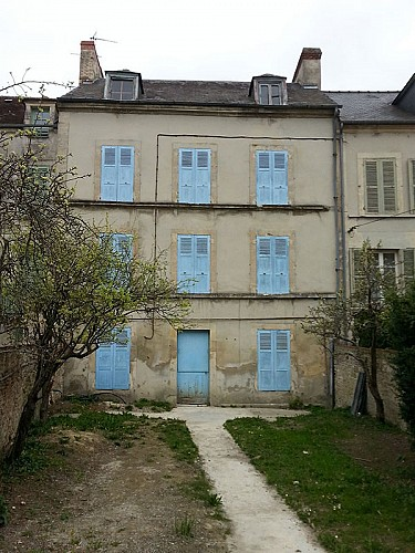 Maison du peintre Fernand Léger.