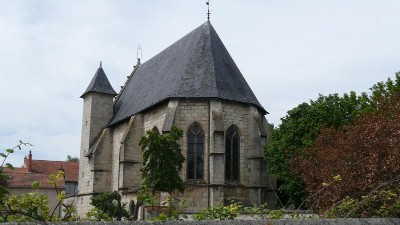 Sainte-Chapelle ou chapelle Saint-Louis