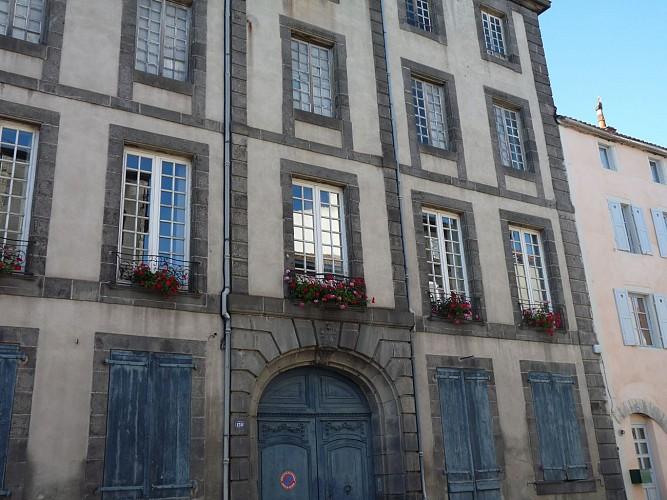Hôtel Salneuve, hôtel particulier
