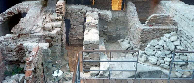 Bruxella 1238 - site archéologique