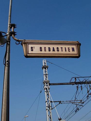 gare de Saint Sébastien